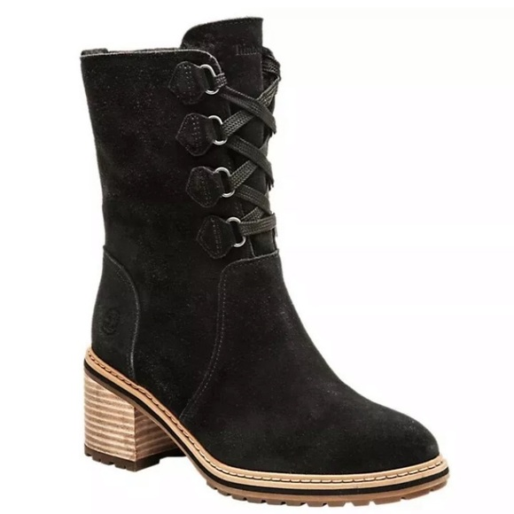 NWT TIMBERLAND sienna high mid boot